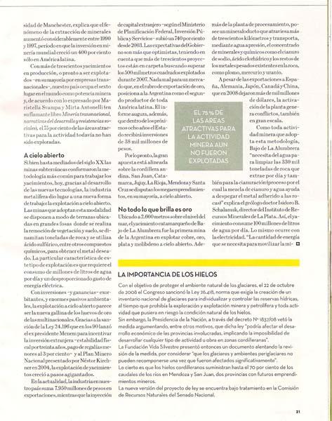 La Revista RUMBOS que no se distribuyó ayer en San Juan