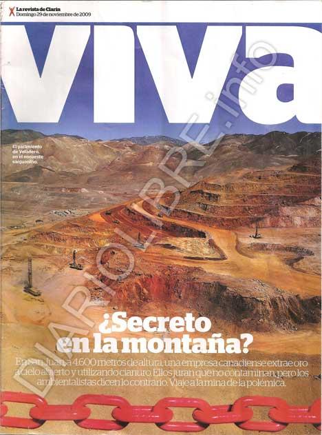 Revista Viva - Portada